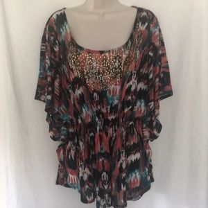 Maurices Top Sz 0